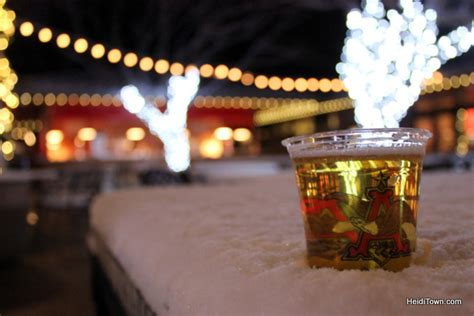 Brewery Lights Delight In Fort Collins Colorado