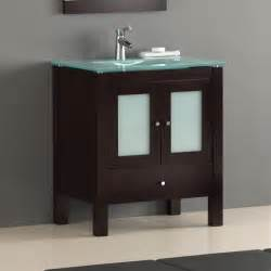 bathroom vanity sinks modern 30 quot contemporary bathroom vanity modern miami by