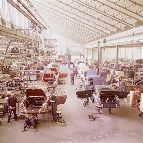 porsche factory rare historical photos pt 3 21 pics i like to waste