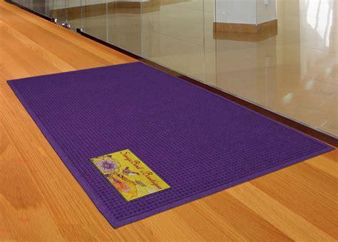 industrial rugs for businesses waterhog signature entrance custom logo floor mat floormatshop commercial floor matting