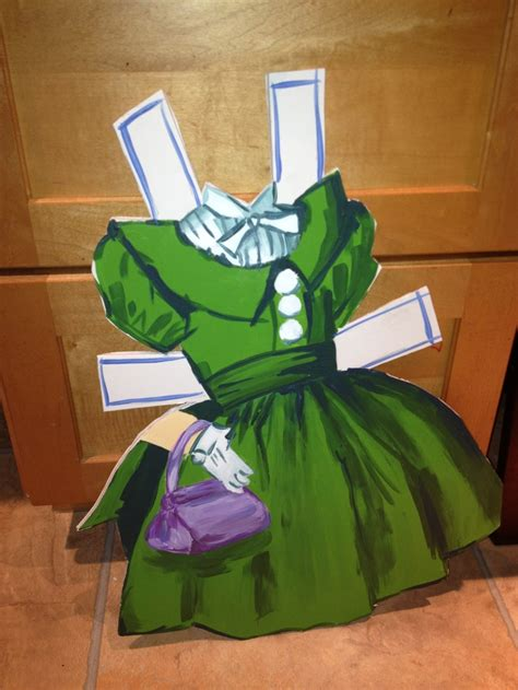 Paper Doll Costume To Make - paper doll costume paper dolls paper