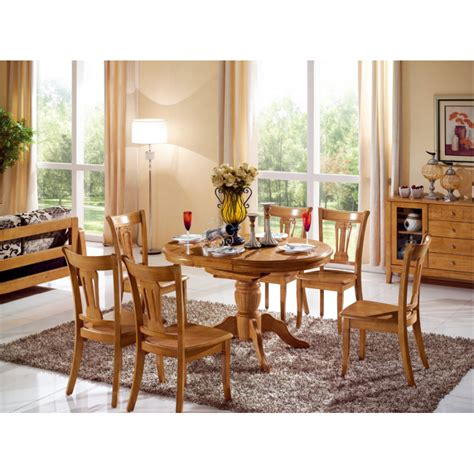 wood extension dining table solid wood extension dining table