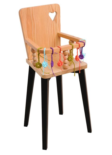 Wooden Baby Chair Designs cvetnoetno furniture collection by almira sadar and spela