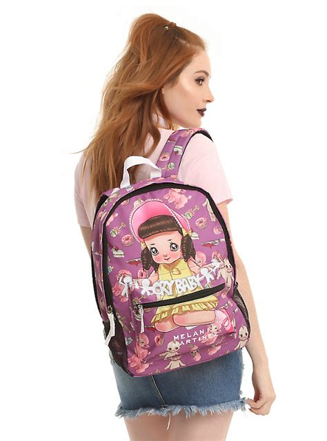 Hot Topic Giveaway - melanie martinez cry baby backpack hot topic