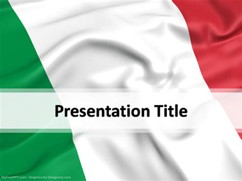 Italian Powerpoint Template Italy Powerpoint Template Download Free Powerpoint Ppt
