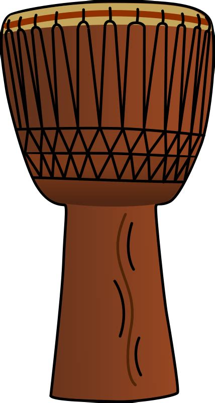 djembe drum clipart   cliparts  images