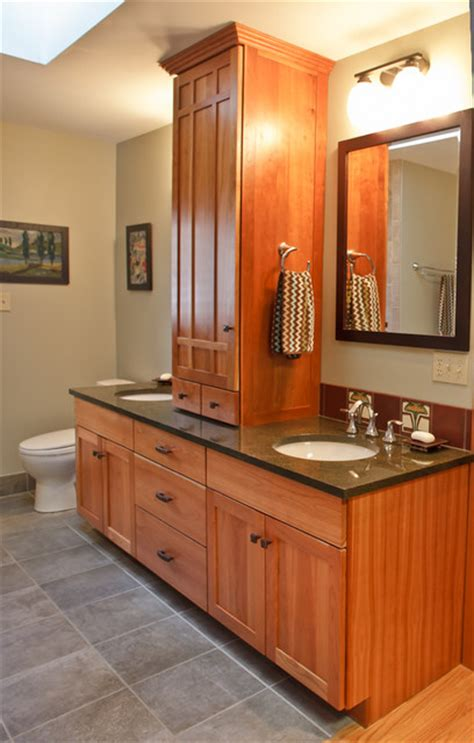 hillcrest house craftsman bathroom philadelphia by