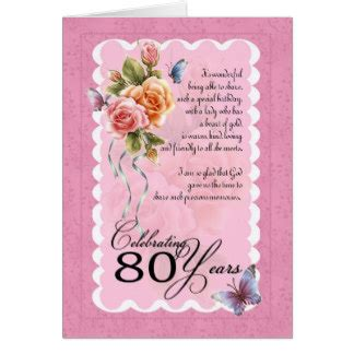 80th birthday cards invitations zazzle au