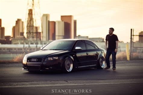 murdered out audi a4 audi a4 quot murdered out quot products i love pinterest