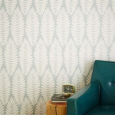 chasing paper removable wallpaper chasing paper removable wallpaper panels fern gray