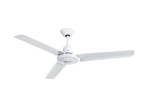 airflow ceiling fan 3hs1200al 3 blade 1200mm white new