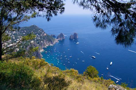 boat trip to capri day trips to capri from positano and amalfi the amalfi coast