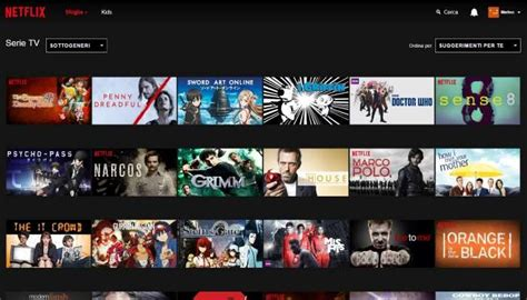 streaming film filosofi kopi gratis netflix opinioni recensione serie tv anime manga film