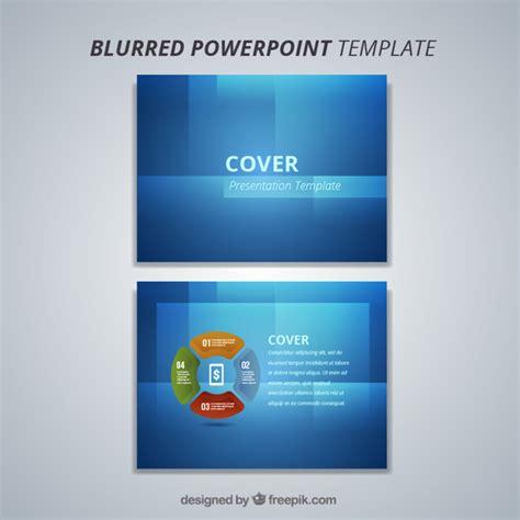 modern powerpoint template modern blue powerpoint template vector free