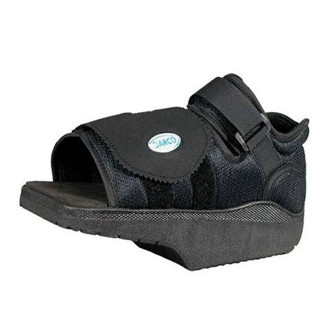 darco heel wedge healing shoe large health