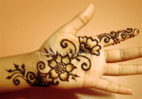 simple tattoo designs for kids of simple mehndi designs for childrens