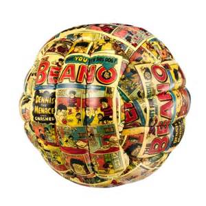 retro beano football from bhs christmas gifts for little