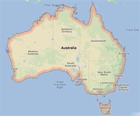 map of australia states and territories map of australia states and territories