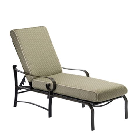discount chaise lounge cushions woodard 690470 belden cushion adjustable chaise lounge