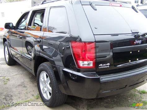 2009 Jeep Grand Laredo 4x4 2009 Jeep Grand Laredo 4x4 In Brilliant Black
