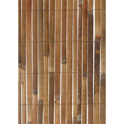 Bamboo Fence Roll Home Depot by Gardman 13 Ft W X 0393 In D X 5 Ft H Fencing And