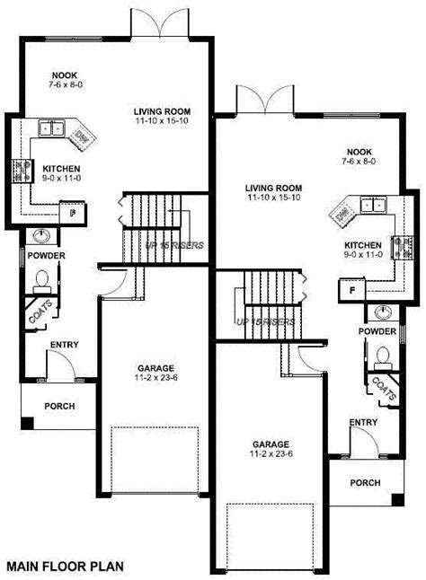 modular duplex house plans 149 best images about multi family plans on pinterest