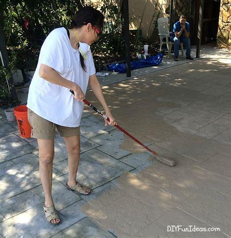Concrete Driveway Paint Diy   Diy (Do It Your Self)