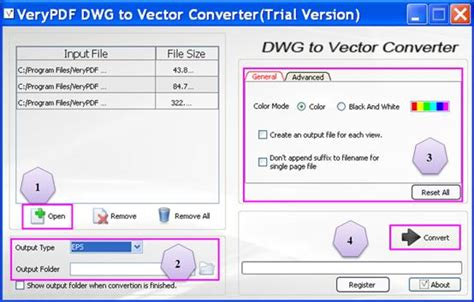 eps format to dwg verypdf dwg to eps converter