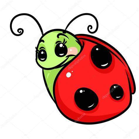 imagenes animados de insectos dibujos animados de insectos mariquita foto de stock