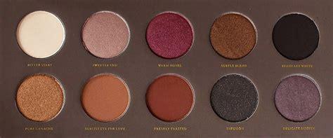 Zoeva Cocoa Blend Palette review zoeva cocoa blend palette anac 233 linelabod