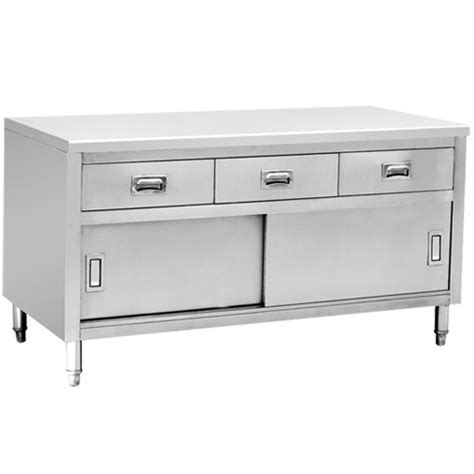 metal drawers for kitchen cabinets cabinet kitchens restaurant equipment stainless steel