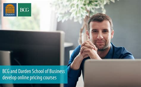 Darden Mba Credits by Bcg And Darden School Of Business Develop Pricing