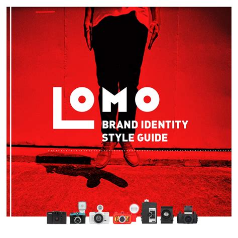 what s your style a guide to america s most common home lomo brand identity style guide by leonardo laurensius issuu