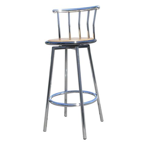home decorators collection 29 in chrome swivel bar stool