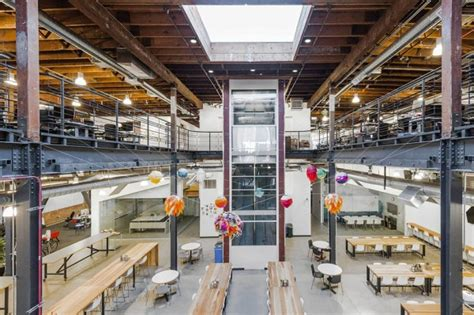 Kitchen Headquarters Location by Pinterest S San Francisco Headquarters A Restored