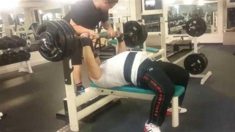 bench press raw raw bench press paused 177 5 kg 4x2 2x1 yasar k 252 c 252 k youtube