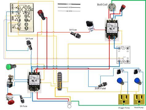 home brew boil kettle wiring diagram 20 gallon brew kettle