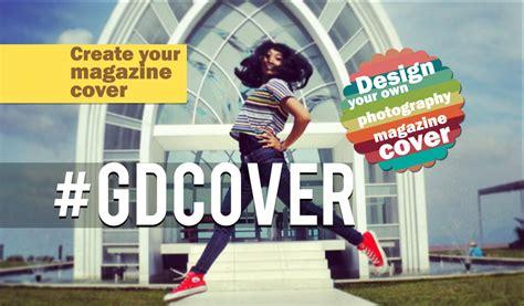 design own magazine graphic design contest create your own magazine cover