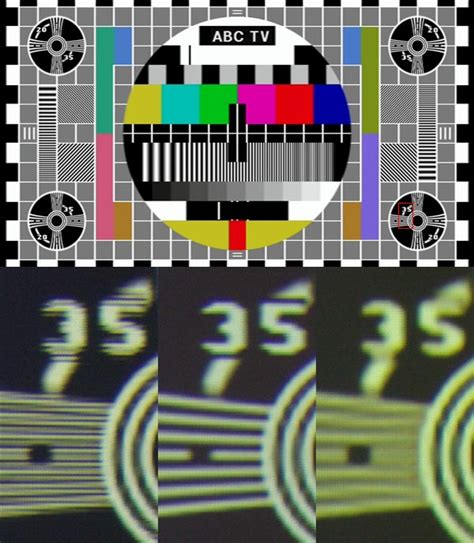 test pattern abc even more on deinterlacing hifi writer blog