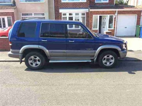 auto air conditioning service 1999 isuzu trooper interior lighting isuzu trooper citation 3 0td 2001 spares or repair car for sale