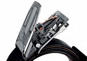 Bugatti Belt Buckle Bugatti S Automatic Belt Always Keeps A Snug Grip