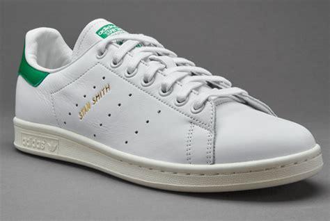 Sepatu Adidas Original Stan Smith White Green S80029 Bnib Asli Sneaker sepatu sneakers adidas stan smith og white green