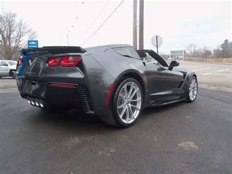 2019 Chevrolet Grand Sport Corvette by Elkland Chevrolet Offering The Production 2019 Vin
