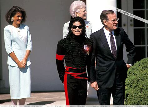 the jackson house visit in the white house michael jackson photo 7242958 fanpop