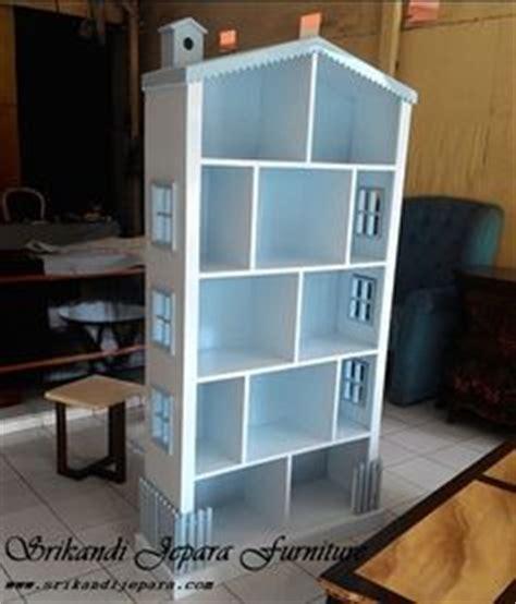 Lemari Rak Pajangan Display Cabinet Kaca 2 Pintu Besta lemari rak buku minimalis slide mebel jepara furniture