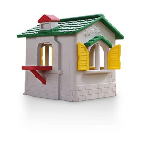 casette in plastica da giardino per bambini casetta per bambini da giardino in plastica chicco by