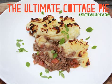 cottage pie recipes easy ultimate and easy cottage pie recipe