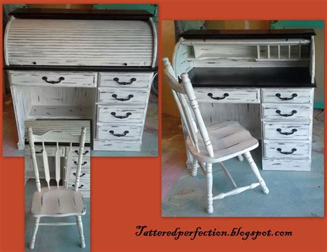 black roll top desk black and white distressed roll top desk check out this