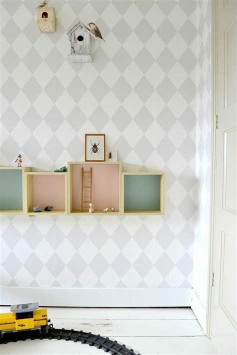 Kinderzimmer Gestalten Traktor by Tapete In Grau Stilvolle Vorschl 228 Ge F 252 R Wandgestaltung