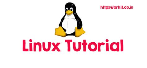 Tutorial For Learning Linux | linux tutorial learning linux made easy become an expert